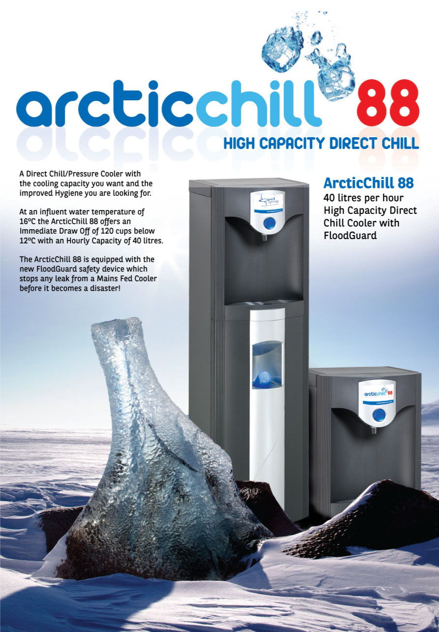 Free Standing Water Cooler and purifier